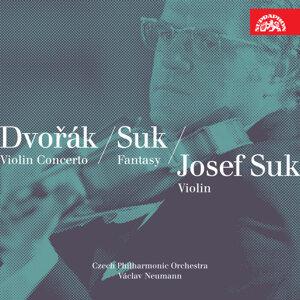 Dvořák: Violin Concerto - Suk: Fantasy, et al.