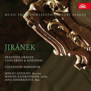 Jiranek: Concertos and Sinfonias