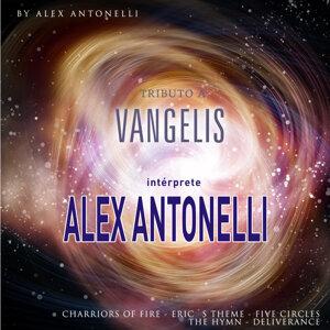 Alex Antonelli / Tributo a Vangelis