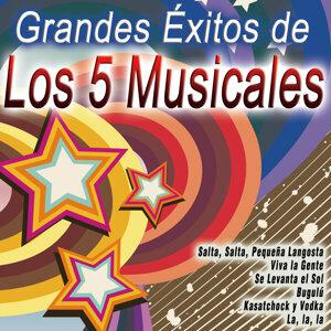 Grandes Éxitos de los 5 Musicales