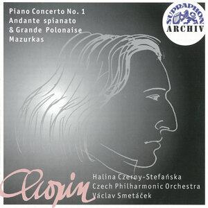 Chopin: Piano Concerto No. 1, Andante spianato and grande polonaise, Mazurkas