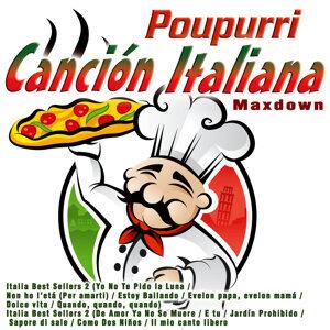 Poupurri Canción Italiana