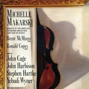 Cage/Harbison/Hartke/Wyner: Violin Works