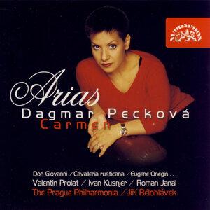 Mozart, Mascagni, Leoncavallo, Tchaikovsky, Bizet: Arias
