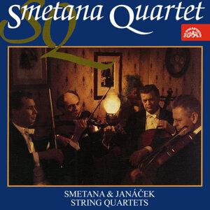 Smetana & Janáček: String Quartets