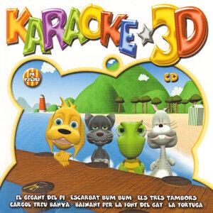 Karaoke 3D En Català Vol. 1