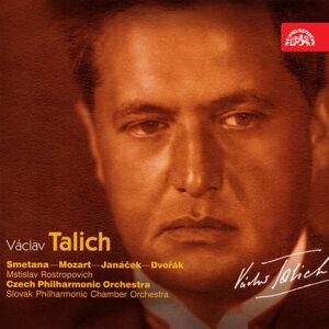 Talich Special Edition - selection ( Smetana - Mozart - Janáček - Dvořák)