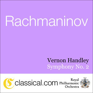 Sergey Rachmaninov, Symphony No. 2 In E Minor, Op. 27