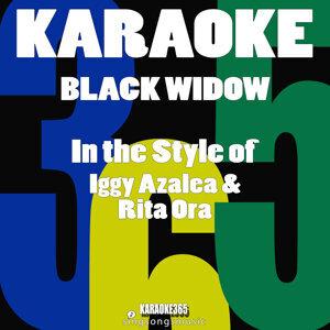 Black Widow (In the Style of Iggy Azalea & Rita Ora) [Karaoke Instrumental Version] - Single