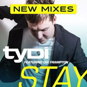 Stay (feat. Dia Frampton) [New Mixes]