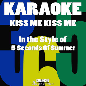 Kiss Me Kiss Me (In the Style of 5 Seconds of Summer) [Karaoke Version] - Single