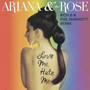 Love Me, Hate Me - Rich B & Phil Marriott Remix