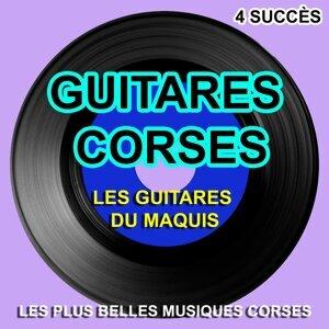 Guitares corses (4 succès) [Les plus belles musiques corses]