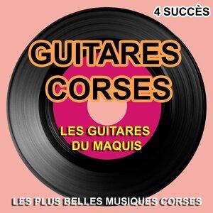 Les plus belles guitares corses - Les plus grandes musiques corses, 4 succès