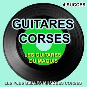 Les plus belles guitares corses - 4 succès