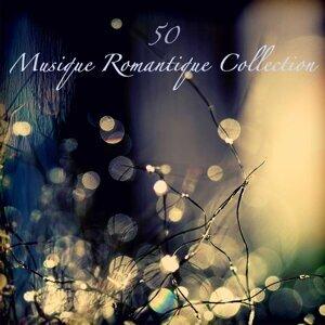 50 Musique Romantique Collection: Cinquante Musique de Fond pour Soirées Romantiques, Musique Douce, Musique Religieuse et Chant Grégorien, Shades Musique d'Ambience