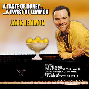 A Taste of Honey….A Twist of Lemmon