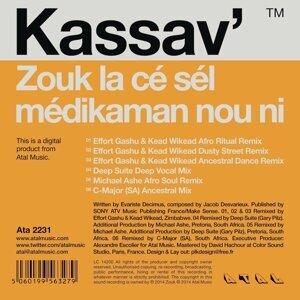 Zouk la cé sél médikaman nou ni - Remixes