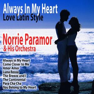 Aways In My Heart: Love Latin Style