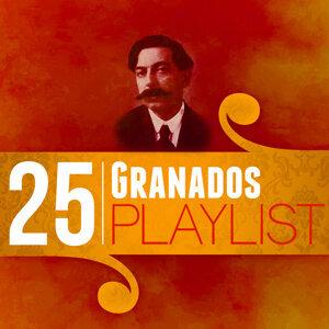 25 Granados Playlist