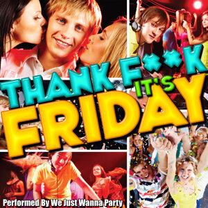 Thank F**k It's Friday