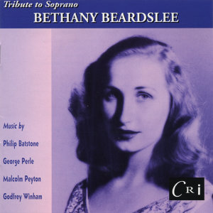 Tribute to Soprano Bethany Beardslee