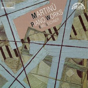 Martinu: Piano Works