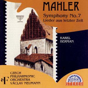 Mahler: Symphony No. 7, Lieder aus letzter Zeit
