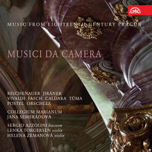 Musici da camera. Music from eighteenth century Prague