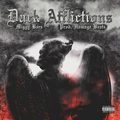 Miggy Bars - Dark Afflictions - KKBOX
