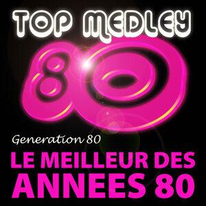 Top Medley Du Meilleur Des Années 80 (Single)