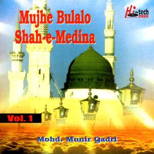 Mujhe Bulalo Shah E Madina, Vol. 1 - Islamic Naats