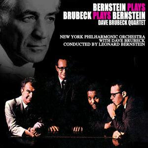 Dave Brubeck Quartet: Bernstein Plays Brubeck Plays Bernstein