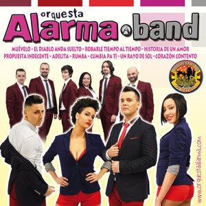 Orquesta Alarma Band. Orquestas de Galicia