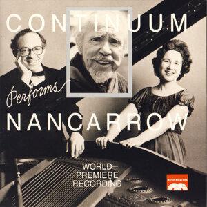 Conlon Nancarrow: Orchestral, Chamber And Piano Music