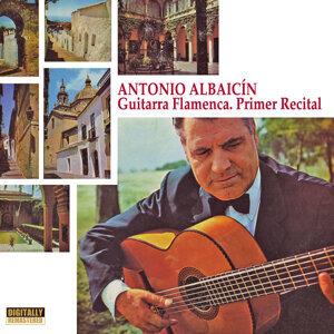 Guitarra Flamenca, Primer Recital