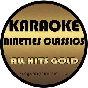Karaoke Nineties Classics, Vol. 1