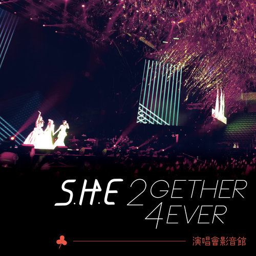 S.H.E 2gether 4ever World Tour 2013演唱会