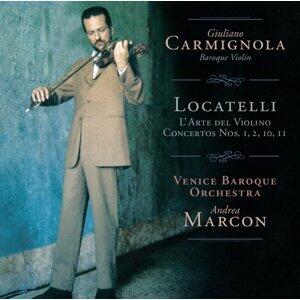 Locatelli: L'arte del violino, Op. 3