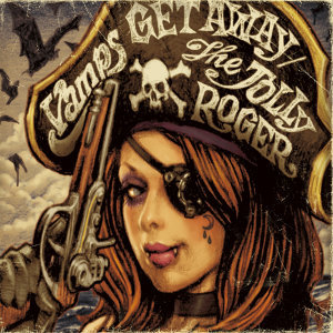 Get Away / The Jolly Roger - Regular Edition