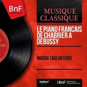 Le piano français de Chabrier à Debussy - Mono Version