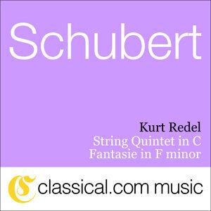 Franz Schubert, String Quintet In C, D. 956 / Op. 163