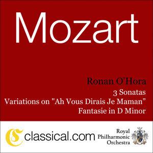 Wolfgang Amadeus Mozart, Piano Sonata No. 14  In C Minor, K. 457