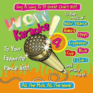 Wow! Let's Karaoke Vol 4 (Professional Backing Track Version)