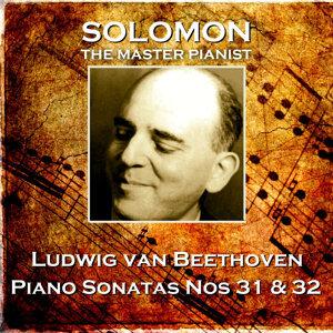 Beethoven Piano Sonatas Nos 31 & 32