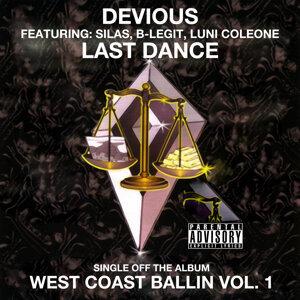 Last Dance: West Coast Ballin, Vol. 1