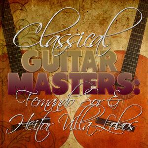 Classical Guitar Masters: Fernando Sor & Heitor Villa-Lobos