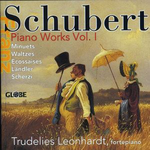 Schubert: Piano Works, Vol. 1