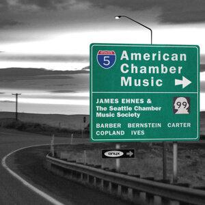 Barber  Adagio . American Chamber Music