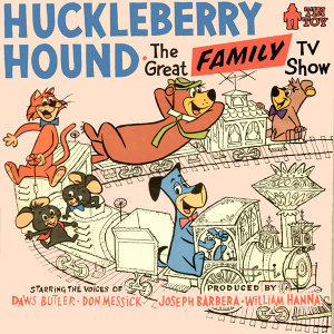 Huckleberry Hound - The Great Family Tv Show